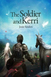 Cover_The Soldier and Kerri_by Adam Ferrando